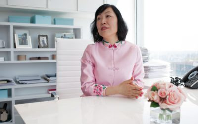 """Dr. Lan Huang Featured in Nature Titled """"'Innovation' Nation"""""""